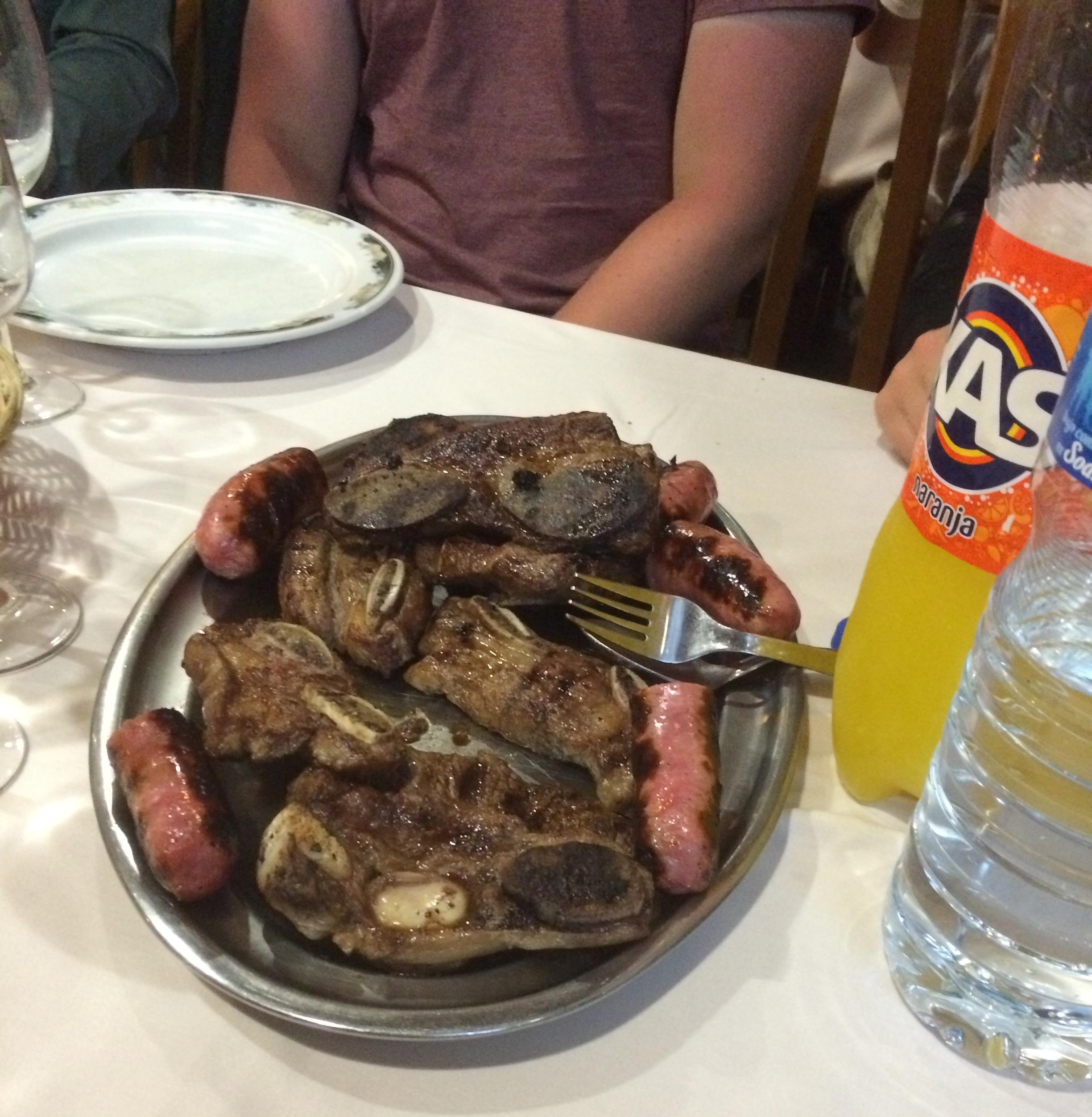 Aftensmad